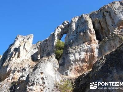 Parque Natural Cañón de Río Lobos - Cañón del Río Lobos; senderismo asturias